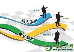 成人教育与个人的职业发展