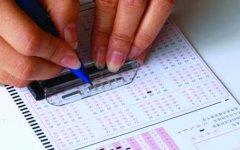 参加成考统考要规范填写答题卡