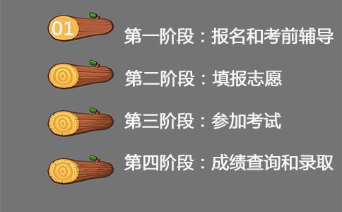 广州的成人高考应该怎么报名?