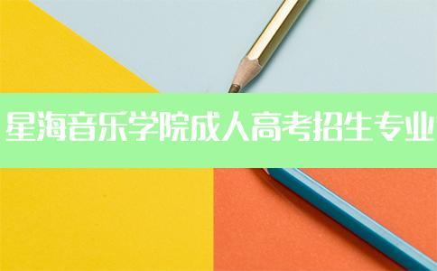 广州成人高考网_2020年星海音乐学院成人高考招生专业介绍_广州成考网