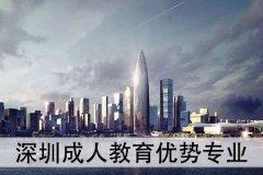 深圳成人教育优势专业有哪些