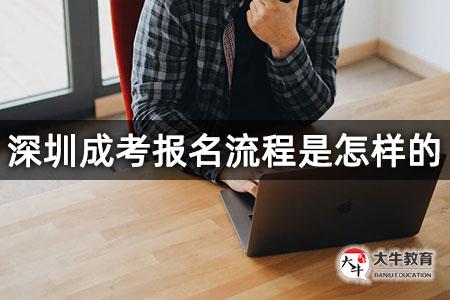 深圳成考报名流程是怎样的