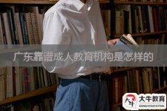 广东靠谱成人教育机构是怎样的